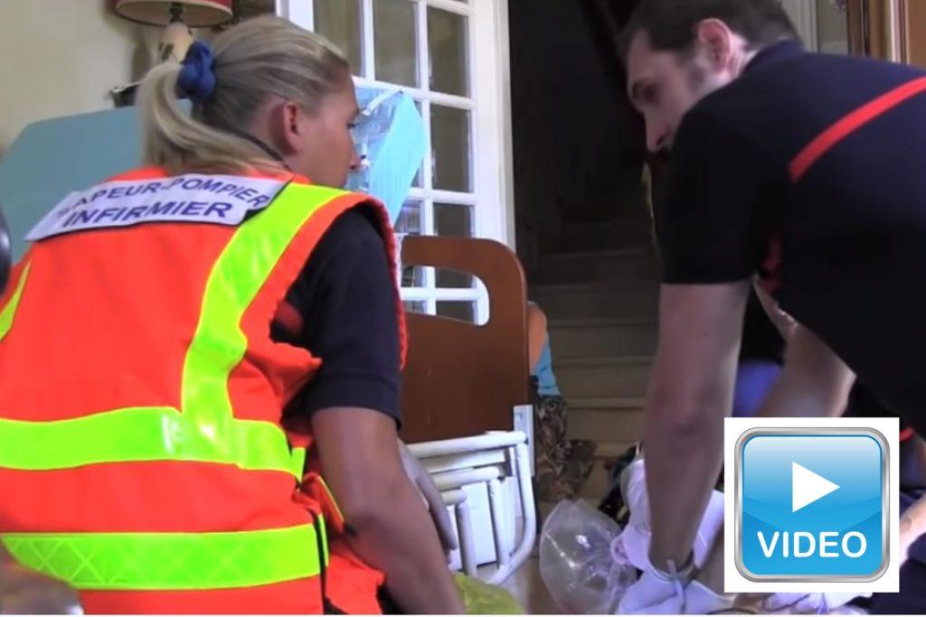 Les infirmiers en rangers (version clip)