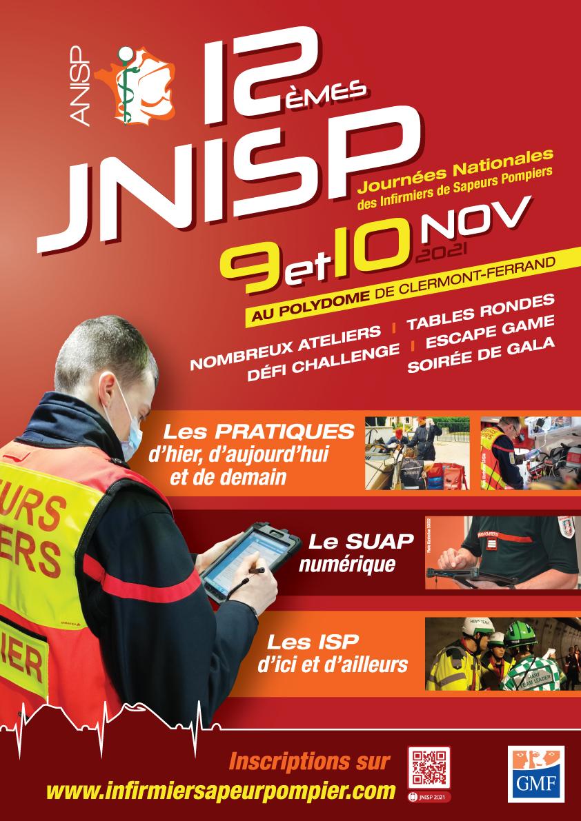 AFFICHE JNISP 2021